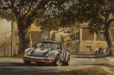 The Last Targa